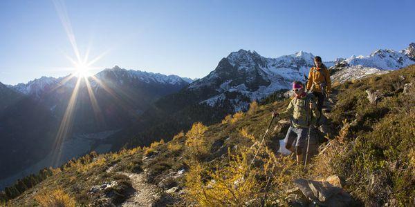 Stubaier Alpen Durchquerung