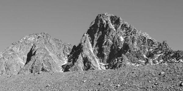 Alpine Hochtouren Ötztal