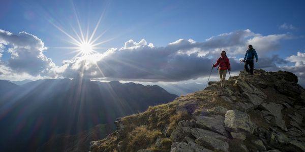 Alpendurchquerungen